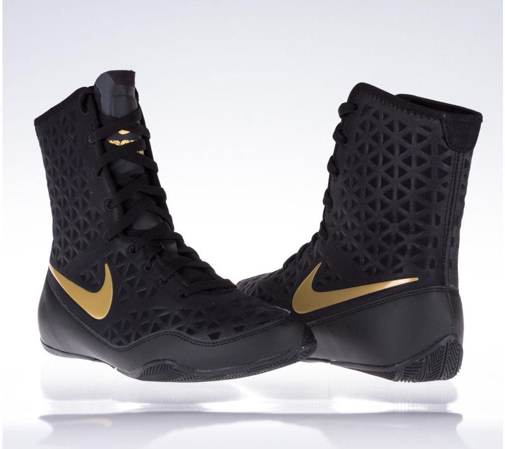 7c5149055031b Nike KO Boxing - Buty bokserskie - czarne