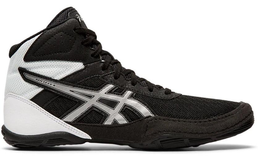 sprzedaż obuwia największa zniżka Najlepiej Asics Matflex 6 KIDS - Buty zapaśnicze, Buty bokserskie - czarne