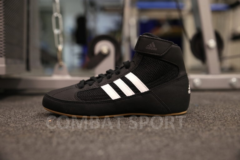 buty zapaśnicze buty bokserskie adidas hvc AQ3325